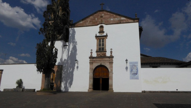 Nuestra Señora del Sagrario Temple (Temple of Our Lady of the Tabernacle)