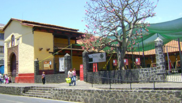 La Huatapera Museum of Indigenous Art and Tradition