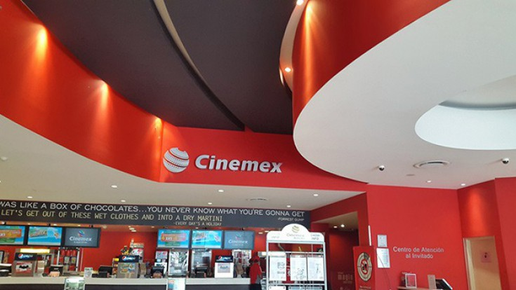 Cinemex Macroplaza Estadio Morelia