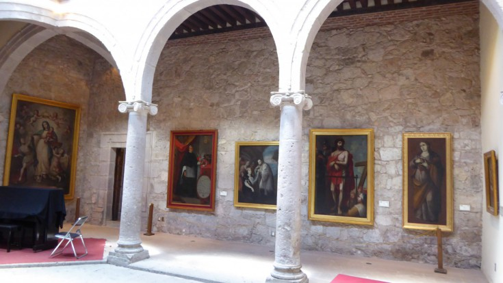 Museum of Colonial Art (MAC by its acronym in Spanish)