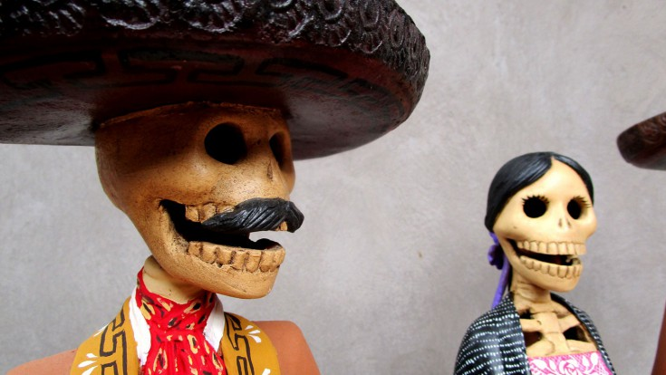 Two hours with Juan Torres, the Catrina maestro